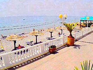Веб-камеры Лазаревского онлайн: набережная, море